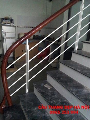 Mẫu Cầu thang sắt đẹp 13